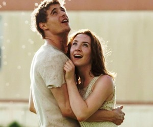 the host, couple, and max irons image