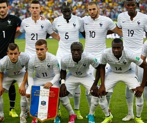 france, brazil soccer, and 2014 fifa world cup image