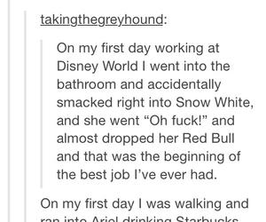 disney, snow white, and tumblr image