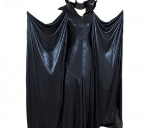 disney cosplay, maleficent, and cosplay costume image