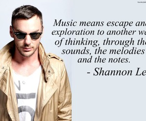 30 seconds to mars, shannon leto, and thirty seconds to mars image