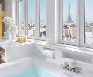 paris, bathroom, and luxury image