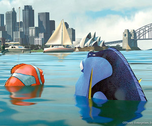 finding nemo and nemo image