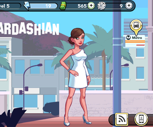 kim kardashian hollywood image
