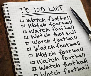 football and watch image