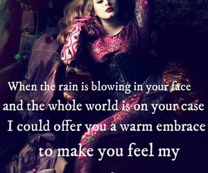 Adele, couple, and love song image