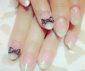 luxury, fashion, and nails image