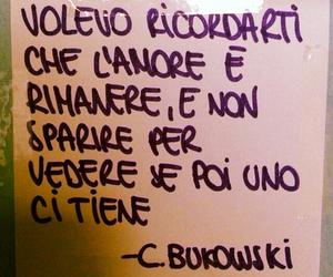 charles bukowski, frasi, and frasi italiane image