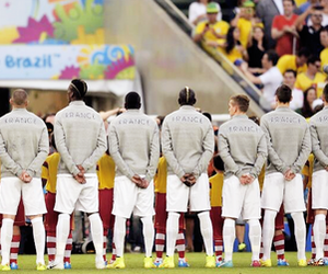 football, france, and fifa world cup 2014 image