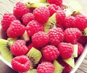 berries, food, and lovely image