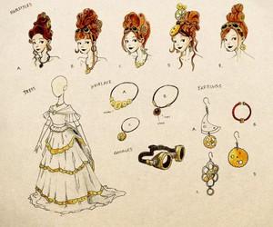 cinderella and steampunk image