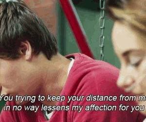 hazel, the fault in our stars, and agustus image