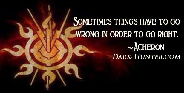 Acheron Truer Words Pinterest On We Heart It