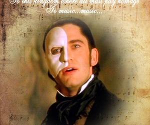 Lyrics, opera, and phantom image