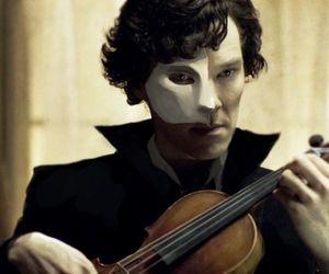benedict, opera, and phantom image