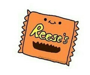 reese's, overlay, and transparent image