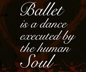 ballet, inspiration, and dance image