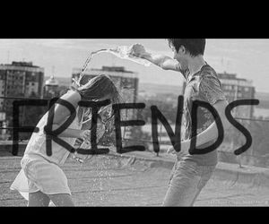 boy, life, and friends image