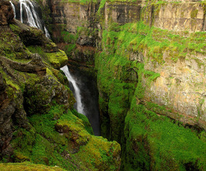 canyon, gorge, and river image