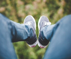 shoes, indie, and legs image
