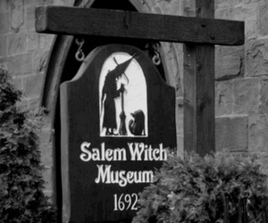 witch, museum, and salem image