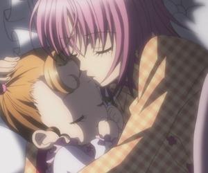 anime, shugo chara, and sisters image