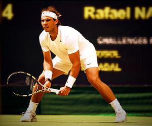 nadal, Rafael Nadal, and tennis image