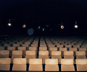 chairs and theatre image