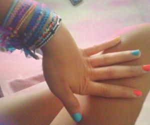 accessories, bracelets, and color image