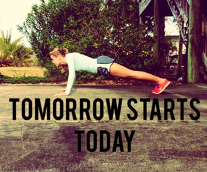 fit, plank, and get started image