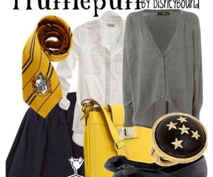 harry potter, preppy, and school uniform image