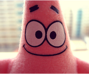 patrick, pink, and spongebob image
