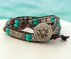 gypsy, jewelry, and magic image