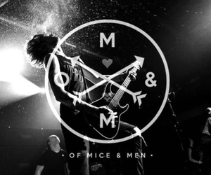 band, om&m, and of mice & men image