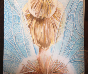 art, tinkerbell, and disney image