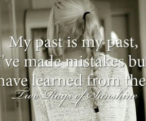 quote, mistakes, and fashion image
