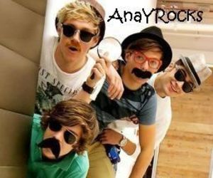 wattpad, one direction, and imagines image