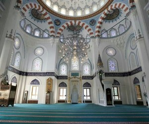 mosque, japan, and tokyo image