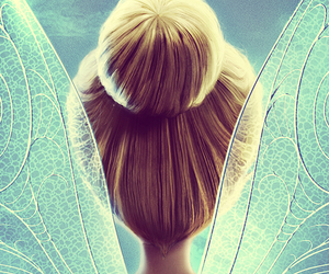 tinkerbell, wings, and vleugels image