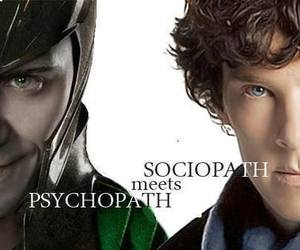loki and sherlock image
