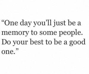 memory, people, and quote image