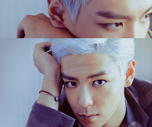 T.O.P, top, and kpop image