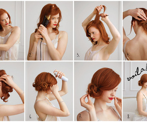 ginger, hairstyle, and cassie love it image