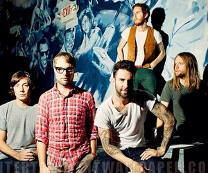 maroon 5, music, and mickey madden image