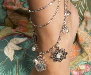 food, girly, and jewelry image