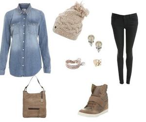 clothes, idea, and leggings image