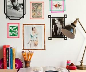 diy, room, and frame image