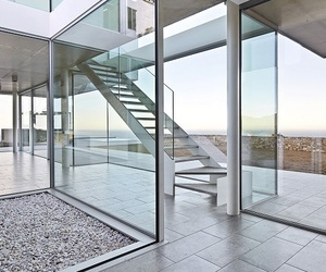architecture, luxury, and stairs image
