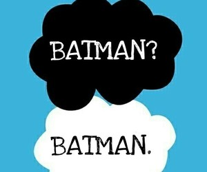 batman, the fault of our stars, and christian bale image