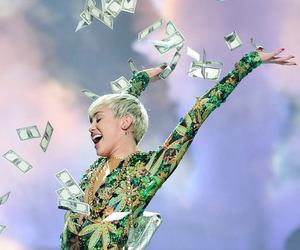 miley cyrus, money, and love money party image